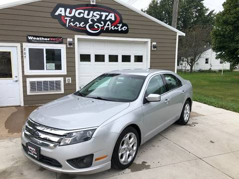 2010 Ford Fusion for sale in Augusta, WI