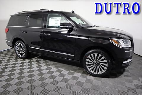 2019 Lincoln Navigator for sale in Zanesville, OH
