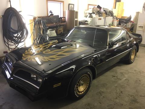 1978 Pontiac Firebird for sale in Washington, ME