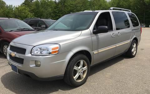 Ron'S Auto Sales >> Minivan For Sale In Washington Me Ron S Auto Sales