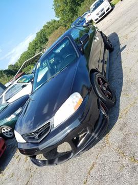 2001 Acura CL for sale in Clayton, NC