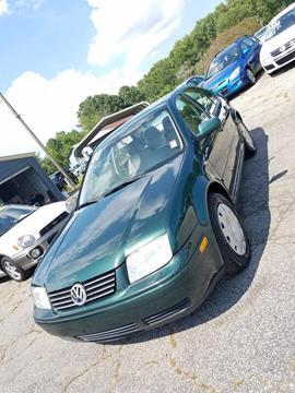2001 Volkswagen Jetta for sale in Clayton, NC