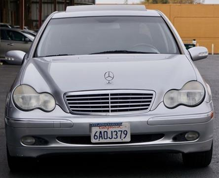 2003 Mercedes-Benz C-Class for sale in West  Sacramento, CA