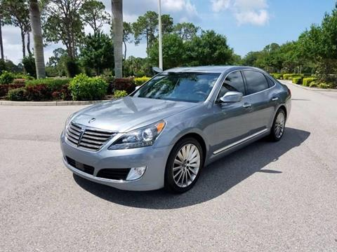2016 Hyundai Equus for sale in Port Charlotte, FL