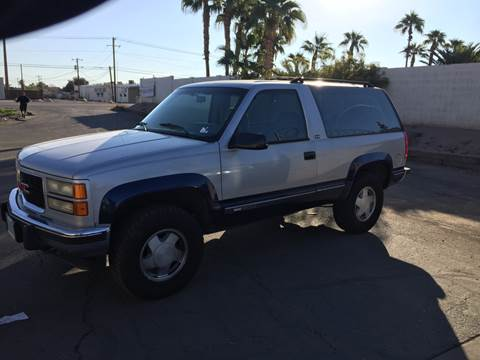 1994 GMC Yukon for sale in Globe, AZ