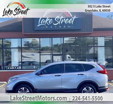 2019 Honda CR-V for sale in Grayslake, IL