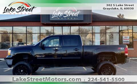 2011 GMC Sierra 2500HD for sale in Grayslake, IL