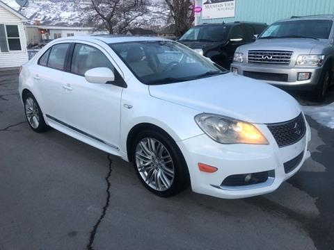 2011 Suzuki Kizashi for sale in Orem, UT