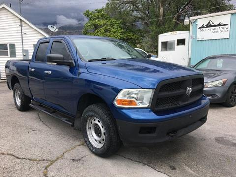 2011 RAM Ram Pickup 1500 for sale in Orem, UT