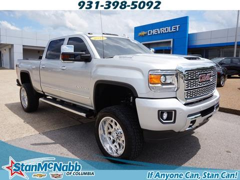 2018 GMC Sierra 2500HD for sale in Columbia, TN