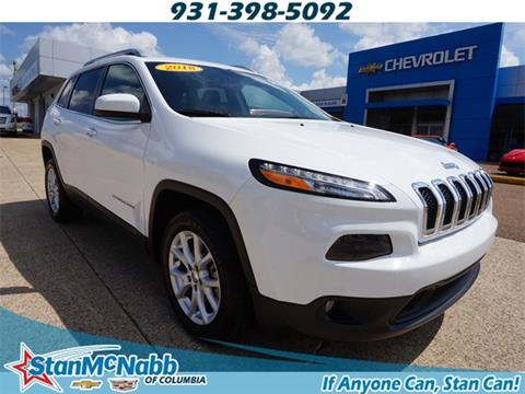 2018 Jeep Cherokee for sale in Columbia, TN