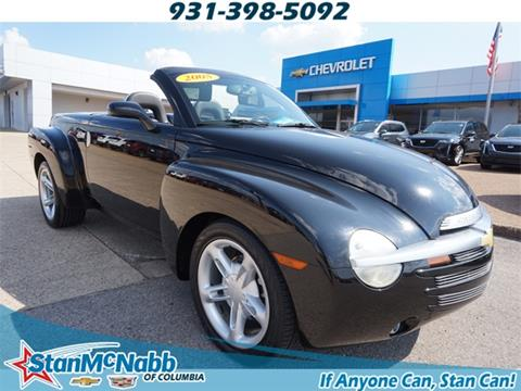 2005 Chevrolet SSR for sale in Columbia, TN