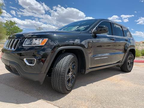2016 Jeep Grand Cherokee for sale in Las Vegas, NV