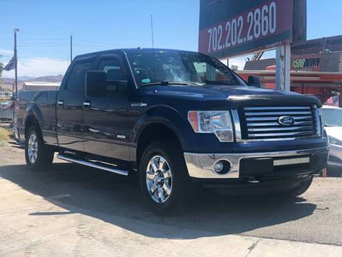 Ford F150 For Sale Las Vegas >> 2012 Ford F 150 For Sale In Las Vegas Nv