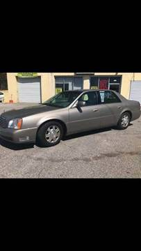 2003 Cadillac DeVille for sale in Charleston, WV