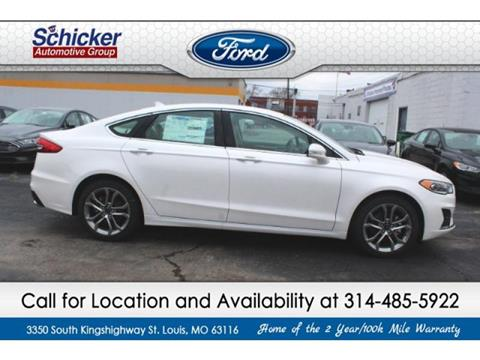 2019 Ford Fusion for sale in Saint Louis, MO