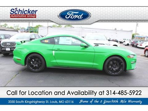 2019 Ford Mustang for sale in Saint Louis, MO
