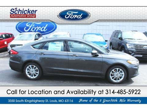 2020 Ford Fusion Hybrid for sale in Saint Louis, MO