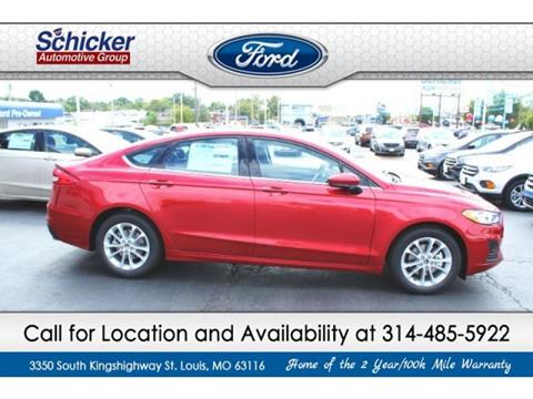 2020 Ford Fusion for sale in Saint Louis, MO