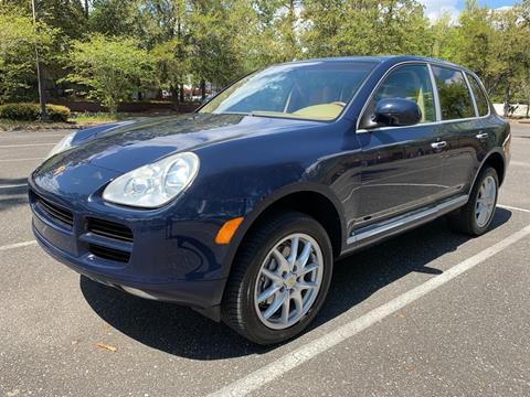 2005 Porsche Cayenne for sale in Jacksonville, FL