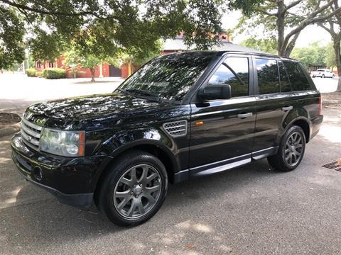Land Rover Jacksonville >> 2008 Land Rover Range Rover Sport For Sale In Jacksonville Fl