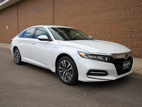2019 Honda Accord Hybrid for sale in Burnsville, MN