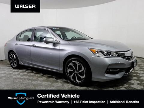 2016 Honda Accord for sale in Burnsville, MN