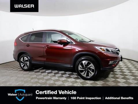 2016 Honda CR-V for sale in Burnsville, MN