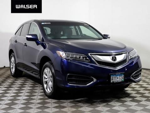 2018 Acura RDX for sale in Burnsville, MN