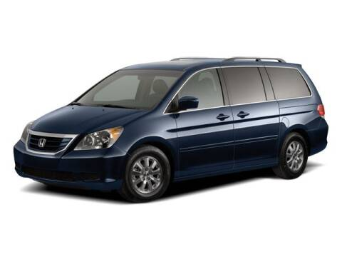 2010 Honda Odyssey EX-L for sale at Walser Honda in Burnsville MN