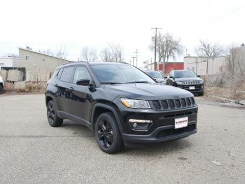 2019 Jeep Compass for sale in Minneapolis, MN