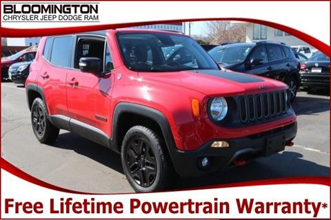 2018 Jeep Renegade for sale in Minneapolis, MN