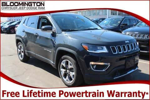 2018 Jeep Compass for sale in Minneapolis, MN
