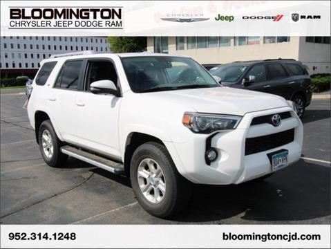 2016 Toyota 4Runner for sale in Minneapolis, MN