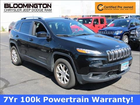 2017 Jeep Cherokee for sale in Minneapolis, MN