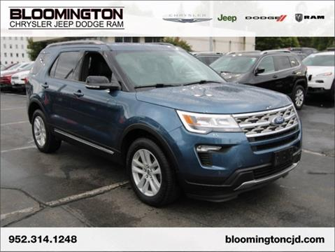 2018 Ford Explorer for sale in Minneapolis, MN