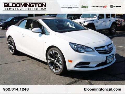 2016 Buick Cascada for sale in Minneapolis, MN