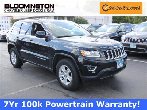 2016 Jeep Grand Cherokee for sale in Minneapolis, MN