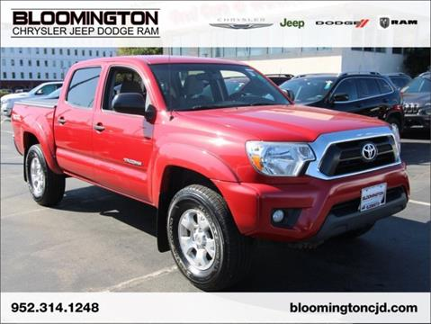 2013 Toyota Tacoma for sale in Minneapolis, MN