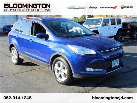 2014 Ford Escape for sale in Minneapolis, MN