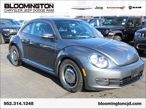 2012 Volkswagen Beetle for sale in Minneapolis, MN