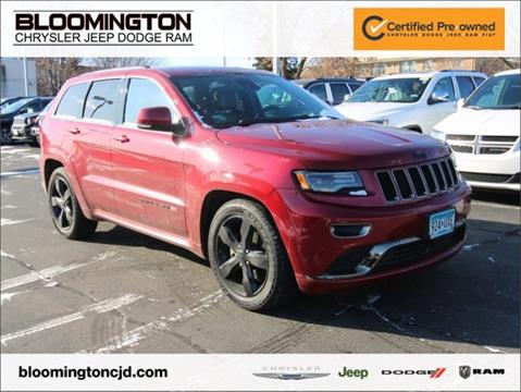 2015 Jeep Grand Cherokee for sale in Minneapolis, MN