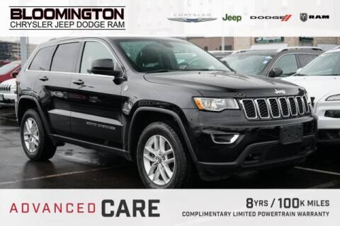 2017 Jeep Grand Cherokee for sale at Bloomington Chrysler Jeep Dodge Ram in Minneapolis MN