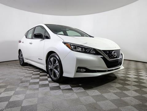 2019 Nissan LEAF for sale in Wayzata, MN