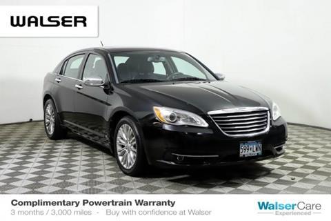 2013 Chrysler 200 for sale in Wayzata, MN