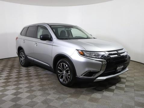 2018 Mitsubishi Outlander for sale in Bloomington, MN