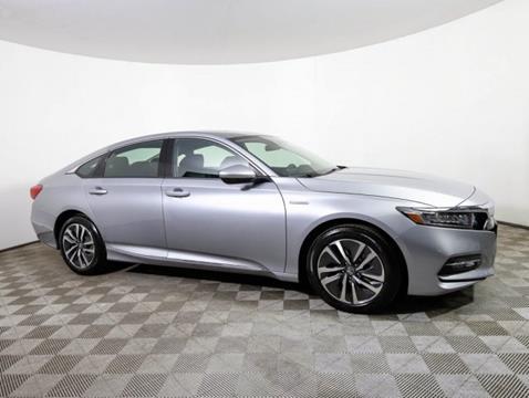 2019 Honda Accord Hybrid for sale in Bloomington, MN