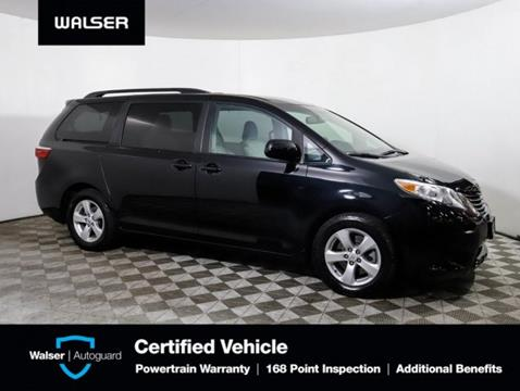 2015 Toyota Sienna For Sale >> Used 2015 Toyota Sienna For Sale In New Mexico Carsforsale Com