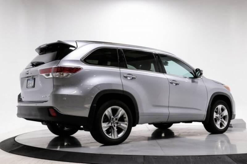 2016 Toyota Highlander Limited Platinum (image 7)