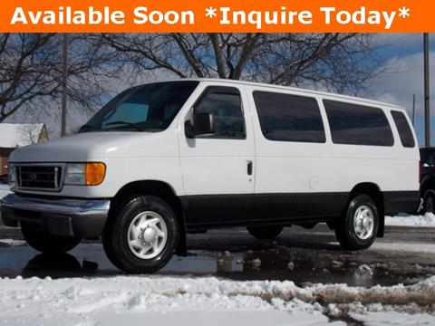2006 Ford E-Series Wagon for sale in Saline, MI